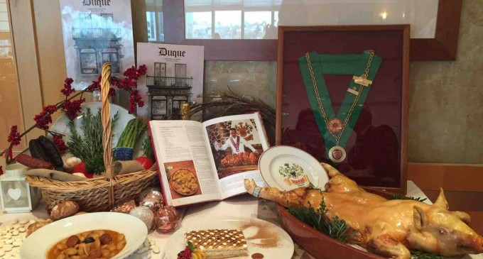 El Restaurante Duque exhibe todo su potencial gastronómico en Madrid
