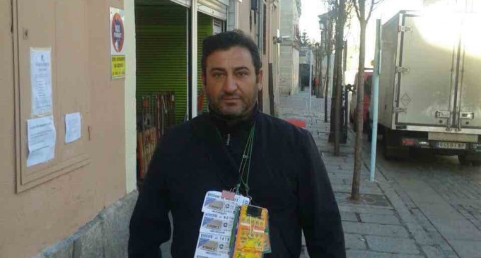La ONCE reparte 175.000 euros en San Ildefonso