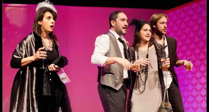 La comedia 'Tamaño familiar' aterriza con LLum Barrera en el Teatro Juan Bravo