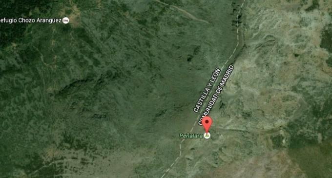 Rescatados tres excursionistas en la zona de Peñalara