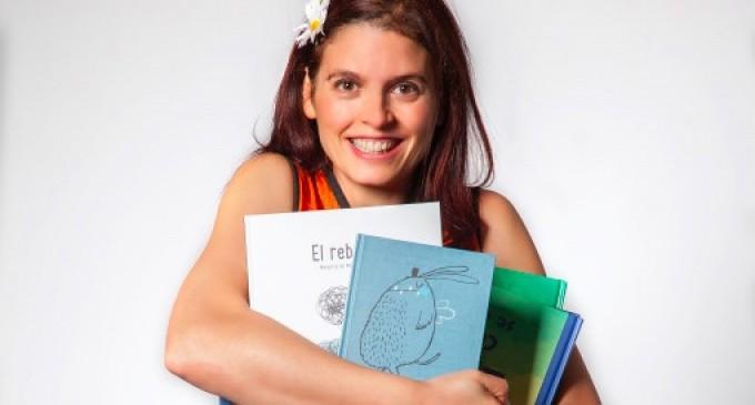 La segoviana Elia García, premio internacional de cuentacuentos