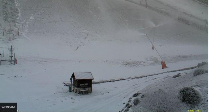 Incertidumbre en La Pinilla sobre la apertura de la estación de esquí