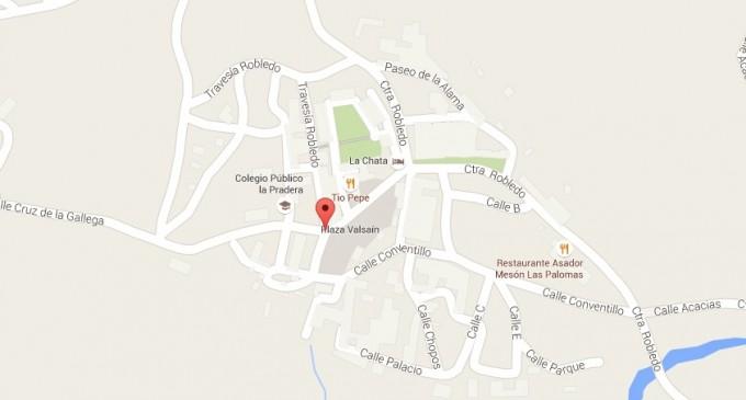 Localizados los responsables del apedreamiento de un vehículo en Valsaín