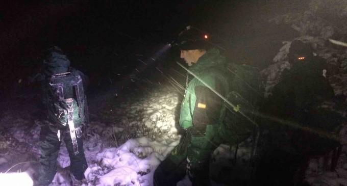 Rescatados dos excursionistas en Peñalara