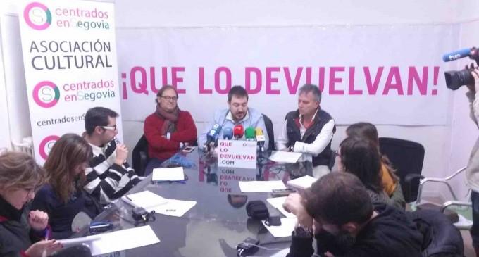 Un 'crowfunding' para mantener vivo el 'Caso Caja Segovia'