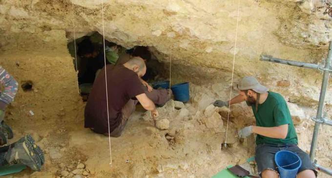 El 'Abrigo del Molino' podría dar pistas sobre el final de los Neandertales en Europa