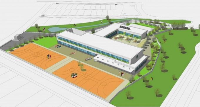 Licitadas las obras del nuevo colegio de Valverde del Majano