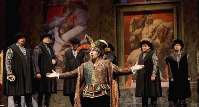 'Rigoletto' visita Segovia con aforo completo