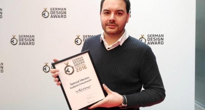 Sushicatessen, bronce en la categoría 'Ilustración' en los premios German Design Award 2016