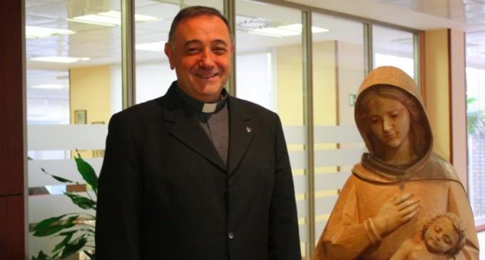 El segoviano Luis Ángel de las Heras, nuevo obispo de la Diócesis Mondoñedo-Ferrol