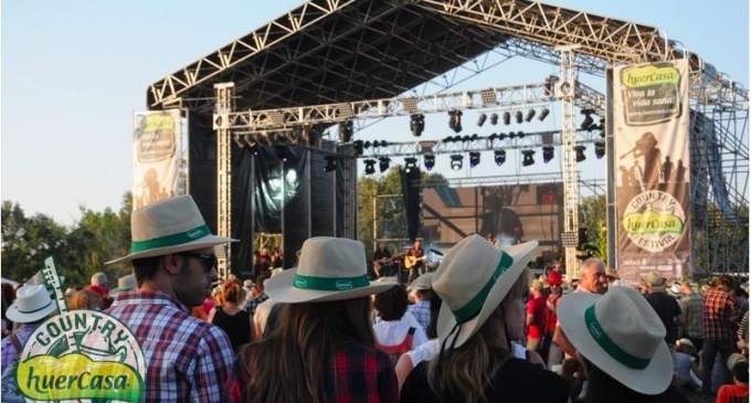 Siguen las confirmaciones para el Huercasa Country Festival