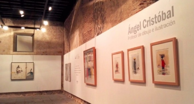 En recuerdo de Ángel Cristóbal en el segundo aniversario de su muerte