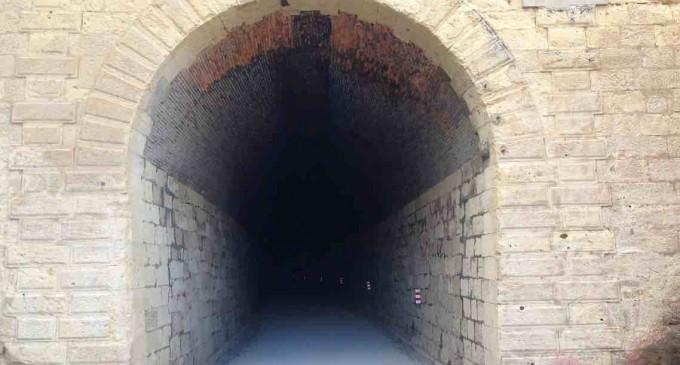 Iluminación para el túnel de Perogordo
