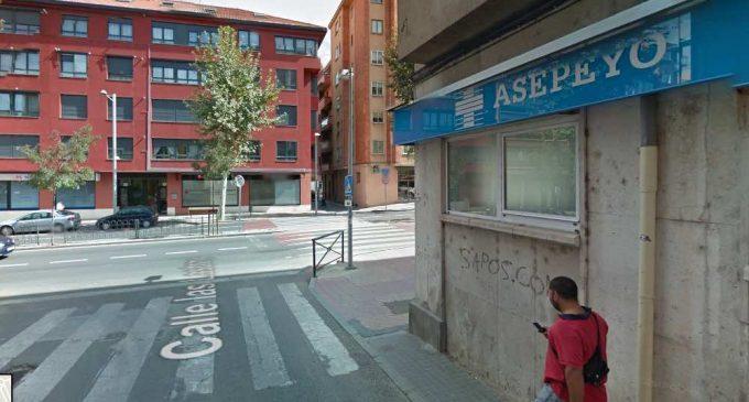 Colisión de cuatro vehículos con tres heridos en Segovia
