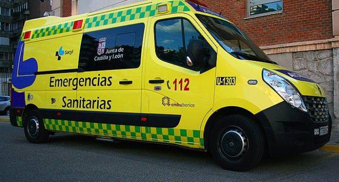 Fallece una mujer en El Espinar tras una colisión de seis vehículos