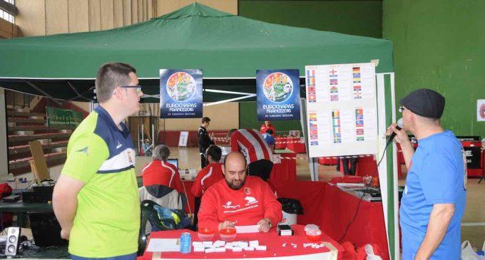 La Eurocopa se juega en Turégano