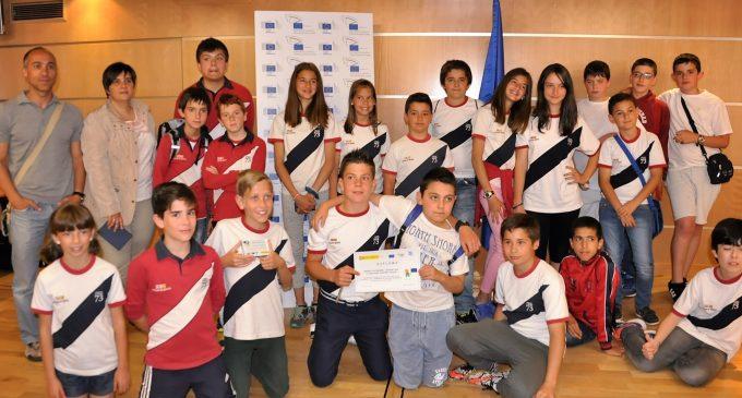 Premio Nacional para el Colegio Cooperativa Alcázar