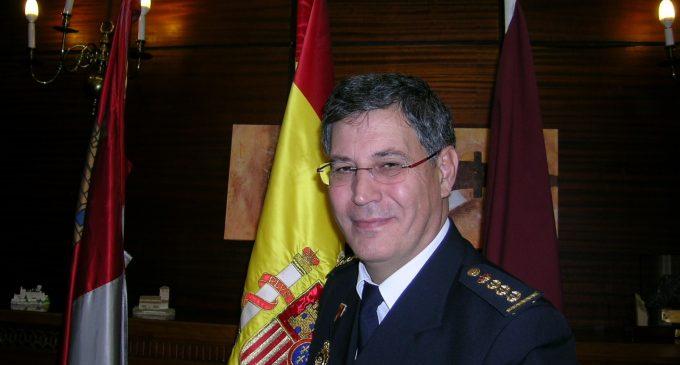 Juan Jesús Herranz Yubero asciende a comisario principal, la máxima categoría de la Policía Nacional