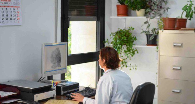La Policía Científica de Segovia cumple los requisitos de la UE para el cotejo de huellas e identificación lofoscópica
