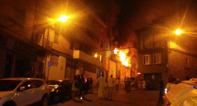 Una mujer muerta y seis heridos tras una explosión en la Calle Coca