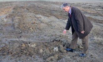 La Consejería de Fomento y Medio Ambiente decreta la retirada de los vertidos de la planta de compostaje de Fuentelepayo