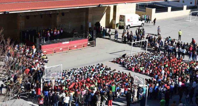 El colegio Claret celebra a su fundador