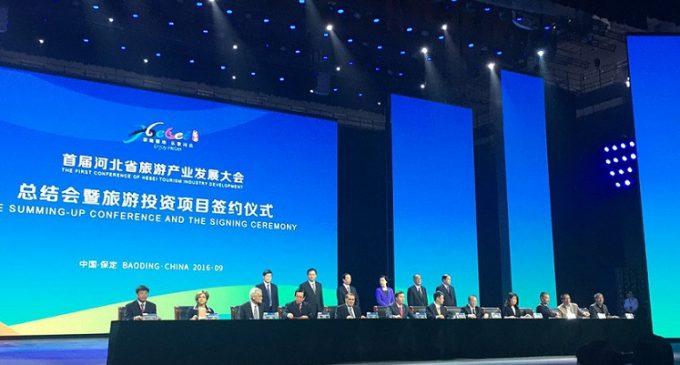 La provincia de Segovia establece vínculos turísticos con la ciudad china de Chendge