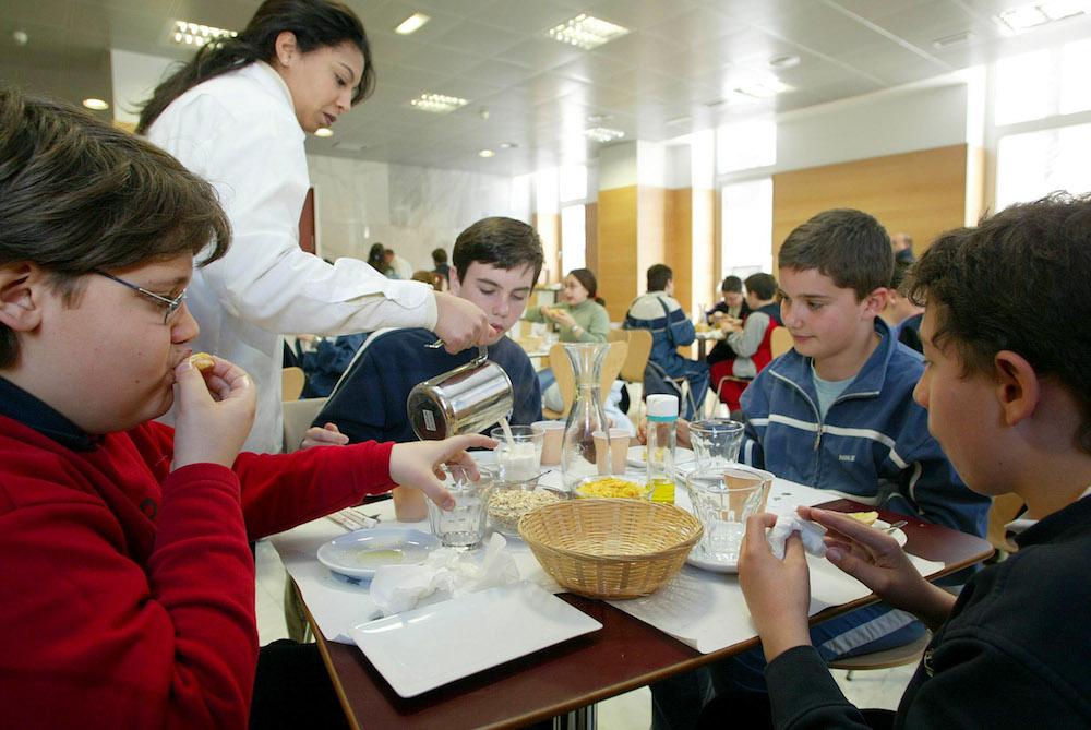 Educación aclara que Castilla y Léon no sirve aceite de ...