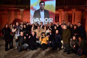 Albert Rivera inicia su campaña electoral desde Pedraza